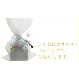 【18K】【星のベビーリング】誕生石 刻印可 プレミアム・ジュエリー 18金 ゴールド/star(スター) bluelace 03
