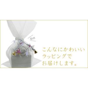 【18K】【星のベビーリング】誕生石 刻印可 プレミアム・ジュエリー 18金 ゴールド/star(スター)|bluelace|04