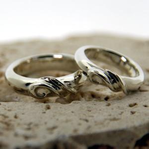 ペアリング シルバーリング 指輪 刻印 クライムリング Climb Ring プラチナ ゴールド製作|bluelace