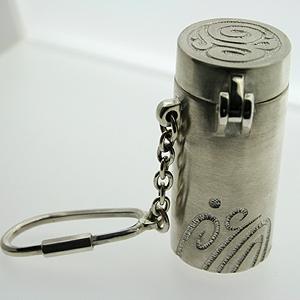 携帯灰皿 おしゃれ シルバー silver925 ハンドメイドアクセサリー クラウズ|bluelace