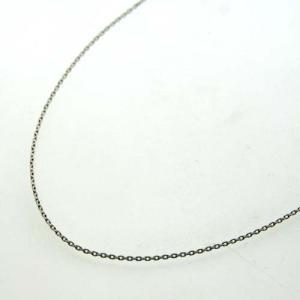 シルバーチェーン φ0.35mm 40cm|bluelace