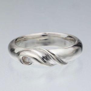 シルバーリング 指輪 刻印 Climd Ring クライムリング 細 アラベスク|bluelace