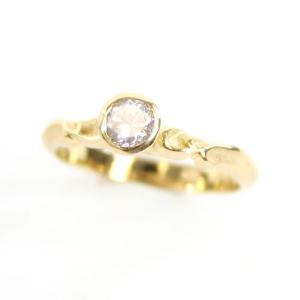 婚約指輪 エンゲージリング ダイヤモンド|bluelace