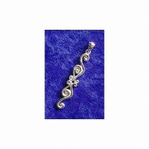 【シルバーペンダントトップ】シルバー925 EP bluelace