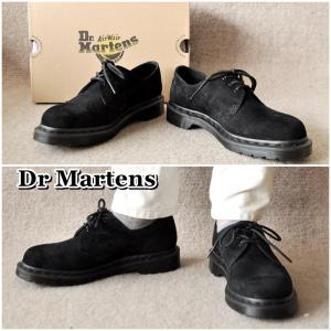 ドクターマーチン DrMartens 3ホール シューズ 靴 メンズ レザーシューズ スムースレザー...