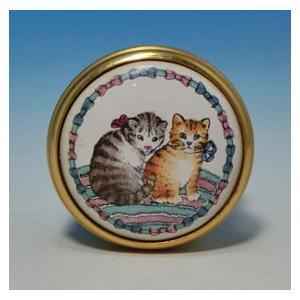 ハルシオンデイズ  エナメル Cats ミニボックス
