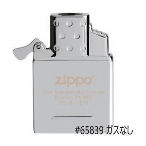 【ZIPPO ガスなし】交換用インサイドユニット シングルトーチ #65839/ガスなし【546】 bluepeter