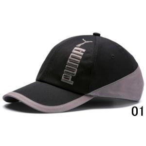 【スナップバックキャップ】PUMA(プーマ) プレミアム アーカイブ ベースボールキャップ 021965【350】 bluepeter