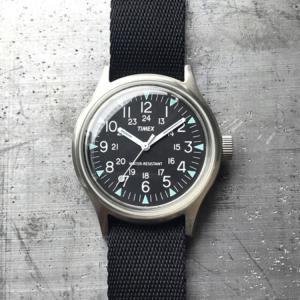【腕時計】 TIMEX タイメックス SS キャンパー プラ(アクリル) TW2R58300 【542】 bluepeter