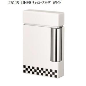 S.T.Dupont エス・テー・デュポン LINE8 ラインエイト ライター 電子ガス 内燃ジェットフレーム フリントガス式ライター バレンタインの商品画像|ナビ