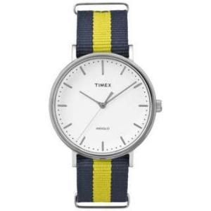 【腕時計】 TIMEX タイメックス Weekender TW2P90900 【542】 bluepeter