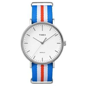 【腕時計】 TIMEX タイメックス Weekender TW2P91100 【542】 bluepeter
