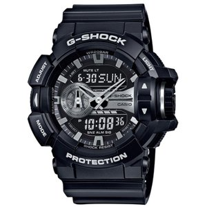 【G-SHOCK腕時計】CASIO GA-400GB-1AJF 【542】 bluepeter