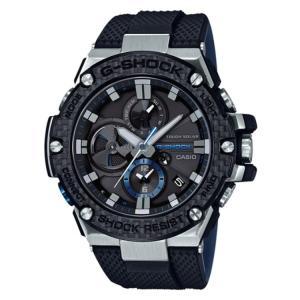 【G-SHOCK腕時計】 CASIO GST-B100XA-1AJF 【542】 bluepeter
