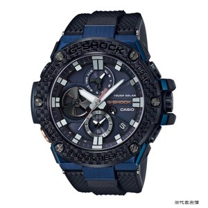 【G-SHOCK腕時計】CASIO GST-B100XB-2AJF 【542】 bluepeter