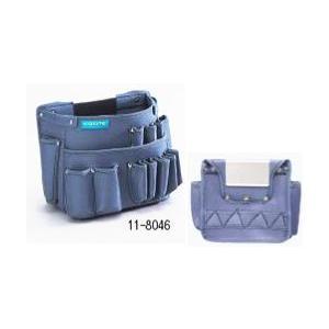 【取寄せ対応】ツールバッグ L 極東産機 11-8046 【527】|bluepeter