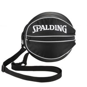 【バスケットボールバッグ】SPALDING(スポルディング) ボールケース 49-001【350】|bluepeter