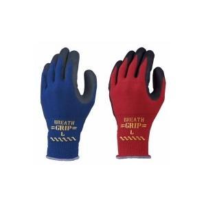 【作業手袋】ショーワグローブ ブレスグリップ type-R #380R【410】|bluepeter