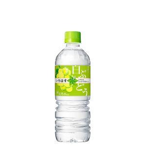 い・ろ・は・す 白ぶどう PET 555ml  (24本×1ケース)  ペットボトル 軟水 フレーバー ミネラルウォーター イロハス いろはす|bluepeter