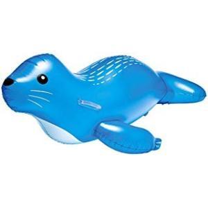 【海水浴 プール グッズ】イガラシ アザラシ フロート FRU-166V【510】 bluepeter