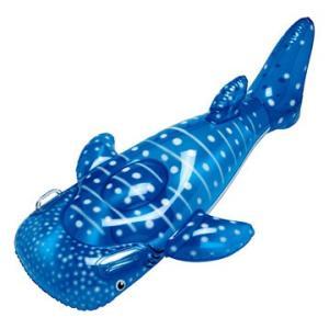 【海水浴 プール グッズ】イガラシ ジンベイザメフロート FRU-167V【510】|bluepeter
