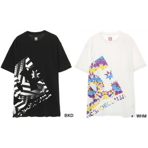 【スケートアパレル】DC SHOES(ディーシーシューズ) 19 PRINT BIG STAR SS TEE(半袖Tシャツ)5126J932【350】|bluepeter