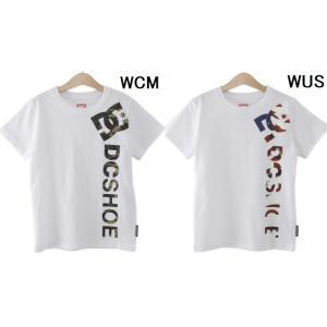 【スケートジュニアアパレル】DC SHOES(ディーシーシューズ) 19 KD PRINT VERTICAL SS(半袖Tシャツ)7226J982【350】|bluepeter