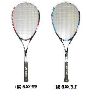 【軟式テニスラケット】YONEX(ヨネックス) ADX7ライト(ガット張り上げ済) ADX7LTG【350】 bluepeter