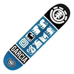 【スケートボードデッキ】ELEMENT(エレメント) ASCEND SERIES Nick Garcia AF027-164【350】