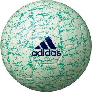 【サッカーボール】ADIDAS(アディダス) エックス グライダー 4号球 AF4638BG【350】|bluepeter