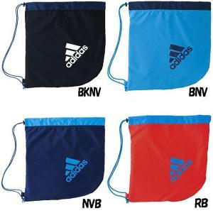 【ボールケース】ADIDAS(アディダス) ボールバッグ(1個入れ)※砂排除機能付き サッカーボール・バスケットボール入れに AKM18【350】|bluepeter