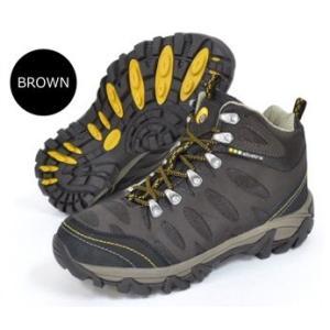【登山・トレッキングシューズ】ALBATRE(アルバートル) メンズ BROWN AL-TS1120【350】