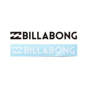 【マリングッズ】BILLABONG(ビラボン) STICKER(ステッカー)W:120mm B00-S10【750】 bluepeter