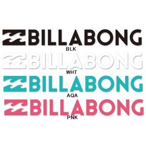 【マリングッズ】BILLABONG(ビラボン) STICKER(ステッカー)W:220mm B00-S11【750】 bluepeter