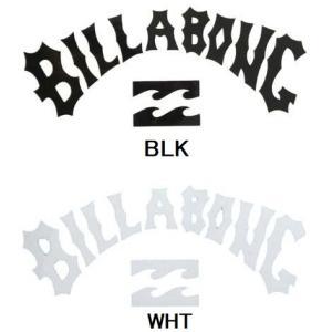 【マリングッズ】BILLABONG(ビラボン) STICKER(ステッカー)W:80mm B00-S33【750】 bluepeter