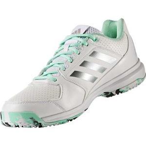 【テニスシューズ】adidas(アディダス) adizero Attack OC(アディゼロアタックOC) オムニ・クレーコート用 BB3414【350】 bluepeter