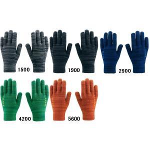 【野球アクセサリー・冬物】ZETT(ゼット) ニット手袋(グローブ)のびのび BG2228N【350】 bluepeter