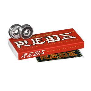 【スケートベアリング】BONES(ボンズ) SUPER REDS(スーパーレッズ)SKATE BEARING【350】|bluepeter