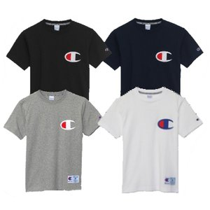 【カジュアル】CHAMPION BIG LOGO T-SHIRT C3-F362【790】