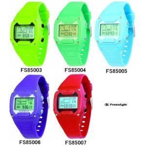 【マリンウォッチ・腕時計】Freestyle(フリースタイル) CLASSIC TIDE PU【350】 bluepeter