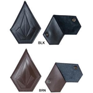 【スケートブランドアクセサリー】VOLCOM(ボルコム) STONE COIN CASE D67418JC【350】|bluepeter
