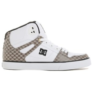 【スケートシューズ】DC SHOES(ディーシーシューズ) PURE HIGH-TOP WC SE SN DM204023-XKWC【350】|bluepeter