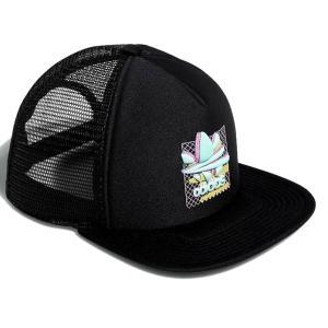 【スケートキャップ】ADIDAS ORIJINALS(アディダス オリジナルス) GIRO TRUCKER SNAPBACK CAP(スナップバックキャップ)DU8289【350】 bluepeter