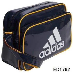 【スポーツバッグ】ADIDAS(アディダス) エナメルショルダーバッグ M ETX12-ED1762【350】|bluepeter