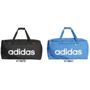 【スポーツバッグ】adidas(アディダス) リニアチームバッグ M FSW93【350】|bluepeter