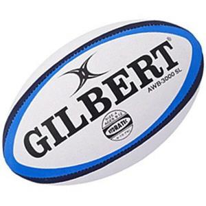 【ラグビーボール】GILBERT(ギルバート) AWB-3000SL 4号球 GB9126【350】|bluepeter
