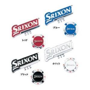 【ゴルフクリップ&マーカー】DUNLOP(ダンロップ)SRIXON(スリクソン)GGF-12160【350】 bluepeter