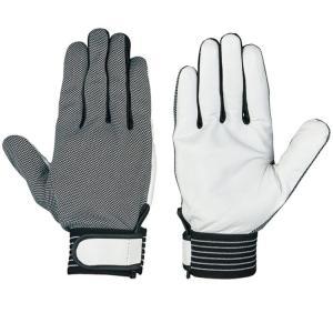 作業手袋 SIMON シモン ヤギ革手袋 プロ仕様 GT-138 【410】|bluepeter