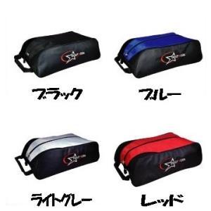 【ゴルフシューズケース】GOLF☆USA(ゴルフUSA) GUSC-0204【350】