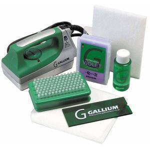 【スノーチューンナップ用品】GALLIUM(ガリウム) ワキシングキット JB0008【750】 bluepeter